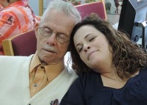 dad and sondra